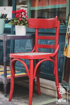 Chalk Of The Town® Gallery | Chalk Of The Town® Chair, Gallery, Projects, Painting, Furniture, Home Decor, Log Projects, Blue Prints, Decoration Home