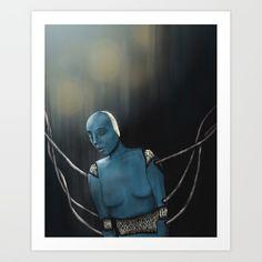 Sci-fi digital art artprint Sci Fi, Digital Art, Batman, Art Prints, Superhero, Fictional Characters, Art Impressions, Science Fiction, Fine Art Prints