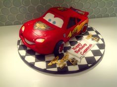 Images-of-Lightning-Mcqueen-Cakes.jpg 900×675 pixels