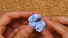 クラフトパンチで作る可愛い小花のくす玉の作り方 | 見たものクリップ