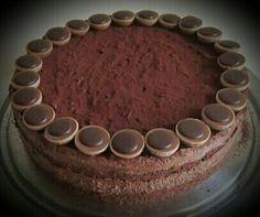 #Toffifee #Kuchen #DasTortenfräulein