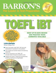 In TOEFL iBT, what is the score for each question on each section of the test ?