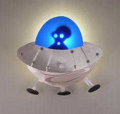 UFO night light!