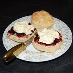 Traditional Devonshire Tea Scones on BigOven: A traditional English Scone mix, perfect for a Devonshire Tea...