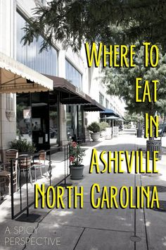 Eat where the locals and chefs eat. This list of Asheville Restaurants are some of the best restaurants in Asheville, NC for both casual and fine dining. Ashville North Carolina, Ashville Nc, Western North Carolina, North Carolina Homes, Maggie Valley North Carolina, North Carolina Mountains, Weekend Trips, Weekend Getaways, Family Getaways