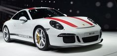 The Porsche 911 R will be built in very limited numbers