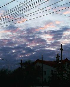 #beautifulsky #clouds #purple   #my📷 Beautiful Sky, Clouds, Purple, Photos, Photography, Outdoor, Outdoors, Pictures, Photograph