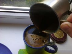 Рецепт приготовления самого вкусного кофе Coffee Time, Tea Time, Cocktails, Drinks, International Recipes, Chocolate Fondue, Nespresso, Food And Drink, Cooking Recipes