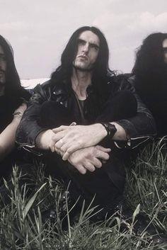 Black Metal, Heavy Metal, Type 0 Negative, Doom Metal Bands, Grunge Hippie, Peter Steele, Afraid Of The Dark, Music Icon, Green Man