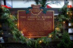 Chagrin Falls, Ohio, USA / Historical Marker