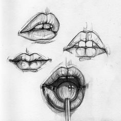 Ani Cinski is a German pencil sketch artist, Illustrator and Graphic Designer. For More Details View Website - Pencil Sketch Artist Ani Cinski Art Drawings Sketches Simple, Pencil Art Drawings, Realistic Drawings, Sketches To Draw, Face Drawings, Pencil Sketching, Horse Drawings, Animal Drawings, Lips Sketch