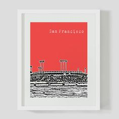 San Francisco Football, $18, now featured on Fab.
