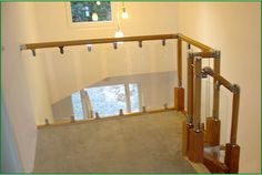 Endon Fusion and Glass Staircase
