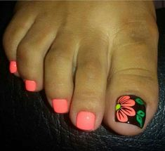 The Fundamentals of Toe Nail Designs Revealed Nail art is a revolution in the area of home services. Nail art is a fundamental portion of a manicure regimen. If you're using any form of nail art on your nails, you… Continue Reading → Pretty Toe Nails, Cute Toe Nails, Fancy Nails, Diy Nails, Pretty Toes, Cute Toes, Toe Nail Color, Toe Nail Art, Nail Colors