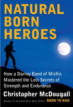 The author of the best-seller, Born to Run, is back with a new book. Find out more about it.