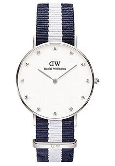 Daniel Wellington Damen, Watches, Omega Watch, Nice, Style, Fashion, Watch, Accessories, Bracelet Watch