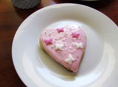 Valentine's Day Themed Sugar Cookies | The Small Adventurer