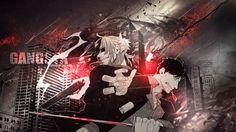 Anime - Gangsta. Wallpaper