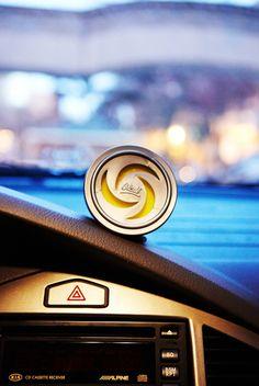 차량용방향제 by lupe