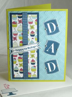 Happy Birthday Dad by ajackson19 - Cards and Paper Crafts at Splitcoaststampers