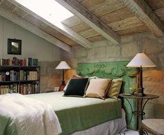 http://hookedonhouses.net/2010/11/10/john-saladinos-romantic-stone-villa-in-montecito/#Villa Saladino-bedroom