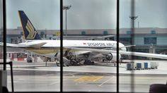 Pesawat Singapore Airlines Terima Ancaman Bom Saat Terbang dari Amerika