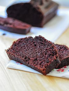 Eggless Chocolate Sponge Cake (No Butter) Recipe by Nags The Cook, via Flickr