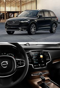 The all new Volvo XC90 is stunning. Out of most people's price range for sure. Good thing my business has car plan.