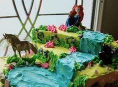 Disney Brave Cake