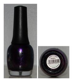 Finger Paints Dance Til Dawn  Iridescent Dark Purple