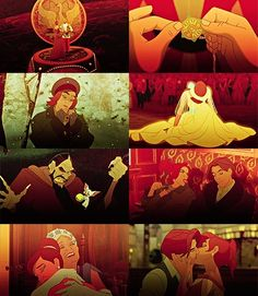 Anastasia is one of my very favorite movies!!! Even though it's not Disney! :)