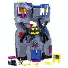 Lançamento BatCave Super Amigos Imaginext