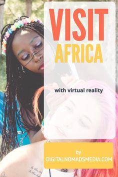 The world is a wonderful place but very few manage to explore all its beauty in their lifetime. Virtual Reality can help, explore Africa from the comfort of your own couch.