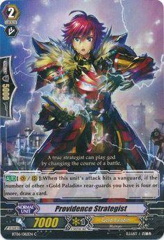 Providence Strategist/Gold Paladin
