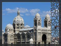 Marseille, cathédrale La Major... http://mistoulinetmistouline.eklablog.com/