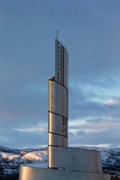Cathedral of the Northern Lights in Alta, Norway  schmidt hammer lassen architects