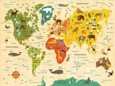 Petit Collage Our World Floor Puzzle - 11 Main
