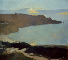 arthur mathews . land's end . karges fine art