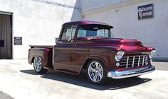 Chevy 3100, Chevy Pickups, Chevrolet Apache, 1955 Chevrolet, 57 Chevy Trucks, Cool Trucks, Cool Cars, Car Paint Colors, Muscle Truck