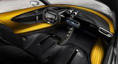 Hennessey Reveals Carbon Fiber Interior Of Venom F5