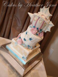 FABULOUS STEAMPUNK WEDDING CAKES | Vintage Steampunk Wedding Cake - 1st wedding for 2014