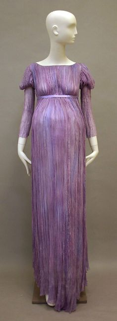 Evening Dress by John Galliano for House of Dior: French, silk, 1996