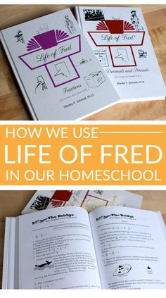 life of fred blogger review