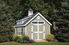 The Amish Structures - Signature Sheds