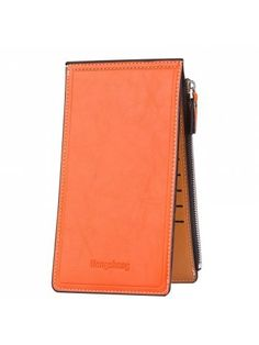 Hengsheng Card Package Oil Wax Lady Wallet Bit Folder Thin Mobile Phone