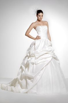 David`s Bridal wedding dress
