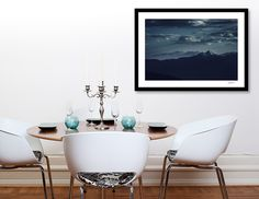 Discover «Lonely peak of the mountains», Numbered Edition Fine Art Print by Tomáš Hudolin - From $19 - Curioos