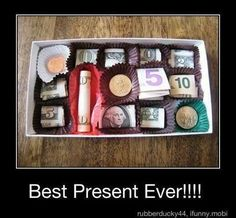 Best Present Ever Valentine Day Gifts Holiday Valentines Christmas