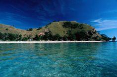 Pungo Island, Indonesia    View of Pungo Island near Labuhan Bajo.