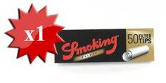 Filtres en carton Smoking x1